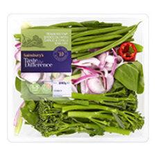 Sainsbury's Tenderstem® broccoli Stir Fry, Taste the Difference
