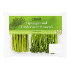 Tesco Tenderstem® broccoli and Asparagus