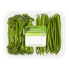 Tesco Tenderstem® broccoli and Fine Beans