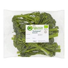 Tesco Organic Tenderstem® broccoli Pack