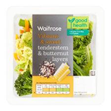 Waitrose Tenderstem® Broccoli & Butternut Layers